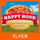 Restaurant Food Promotion Flyer - GraphicRiver Item for Sale