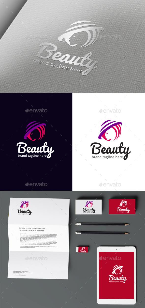 Beauty Logo - Symbols Logo Templates