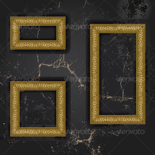 Frames - Retro Technology