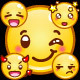 28 Cute Emoticons - GraphicRiver Item for Sale