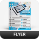 Corporate Flyer Template Vol 40 - GraphicRiver Item for Sale