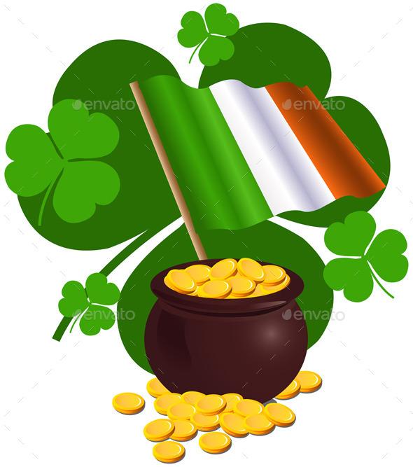 St. Patrick Day Design - Miscellaneous Seasons/Holidays
