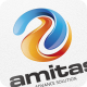 Amitas - Logo Template - GraphicRiver Item for Sale