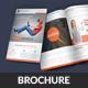 Corporate Business Bi-Fold Brochure Template - GraphicRiver Item for Sale