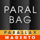 Responsive Magento Themes - Parallax Handbags Bags Store Nulled