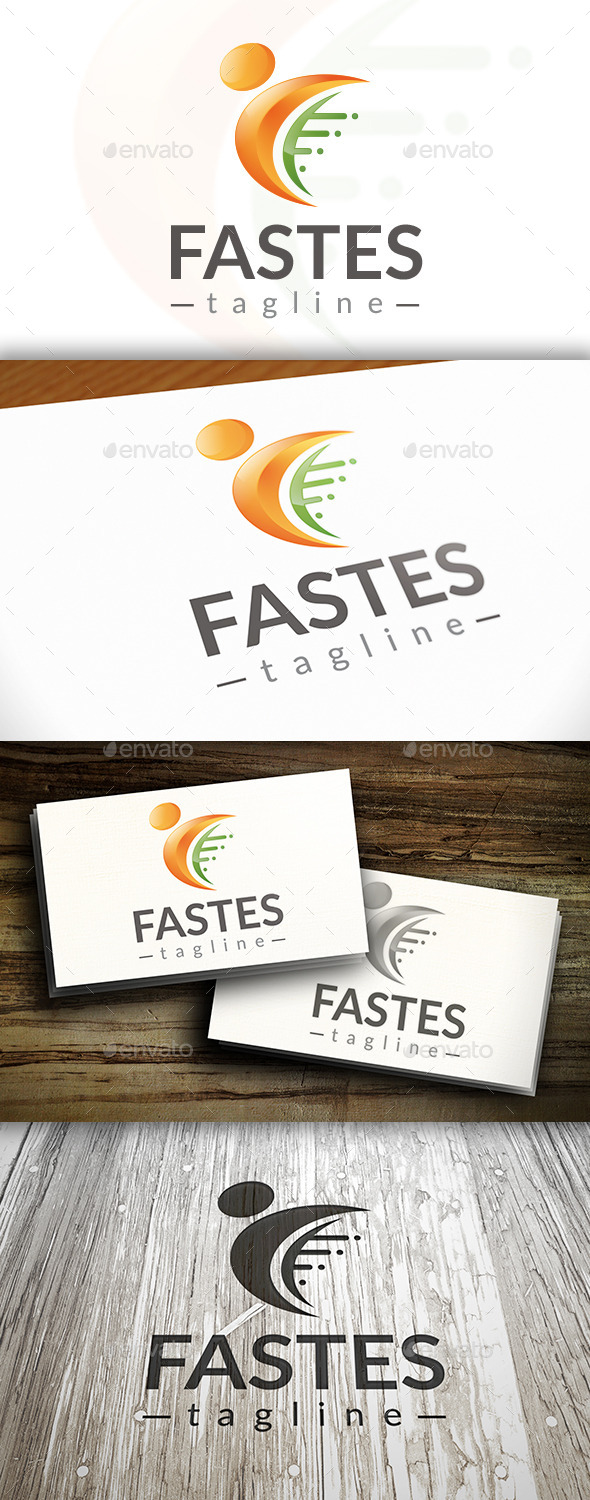 Fast People Logo - Humans Logo Templates