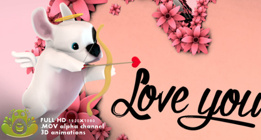 Cupid Template on VideoHive