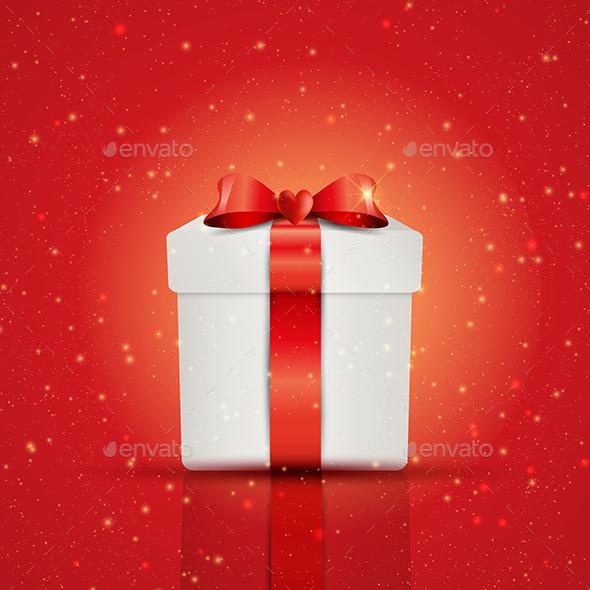 Valentine's Day Gift Box - Valentines Seasons/Holidays