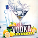 The Vodka Cocktail - GraphicRiver Item for Sale