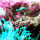 Colorful Paint Ink Drops Splash in Underwater 52 - VideoHive Item for Sale