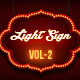 Light Sign 2 - GraphicRiver Item for Sale