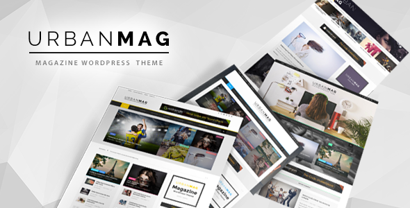 Urban Mag - News & Magazine WordPress Theme - News / Editorial Blog / Magazine