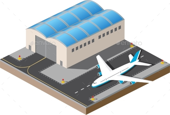 Airport - Travel Conceptual