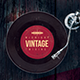 Midnight Vintage Mix Flyer - GraphicRiver Item for Sale