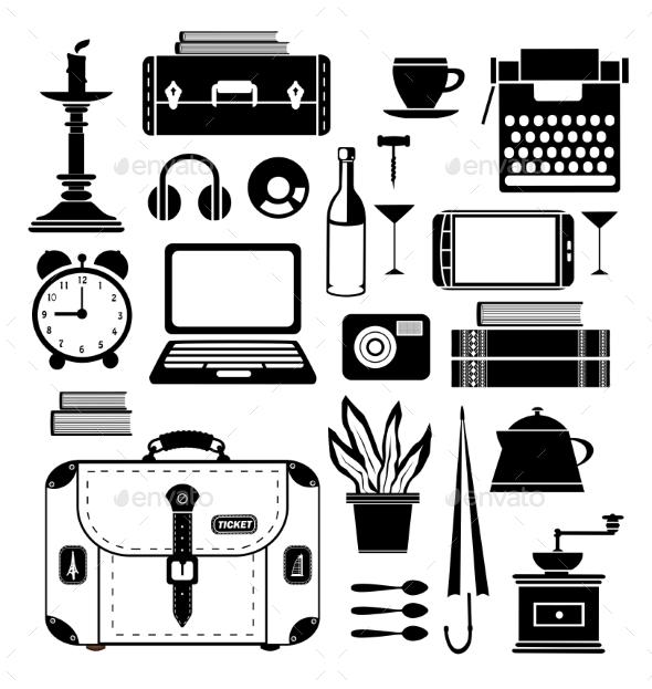 Travel Set - Travel Conceptual