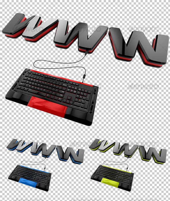 www 3D - Technology 3D Renders