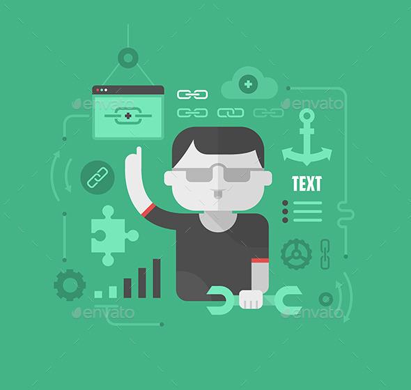 Building Website Links - Web Technology