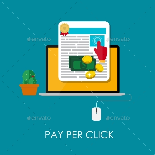 Pay Per Click - Web Technology