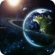 Blue Planets - VideoHive Item for Sale
