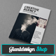 Creative Agency - A4 Portfolio Catalog Brochure - GraphicRiver Item for Sale