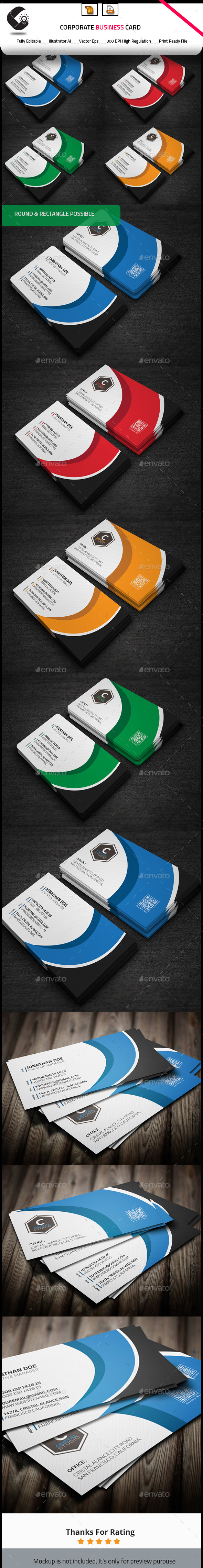 Minimal Creative Business Card - Creative Business Cards