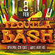 Flyer Tequila Bash Konnekt - GraphicRiver Item for Sale