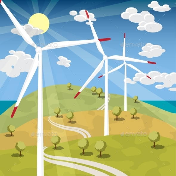 Wind Energy - Technology Conceptual