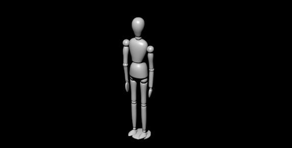 Boneco Rigging - 3DOcean Item for Sale