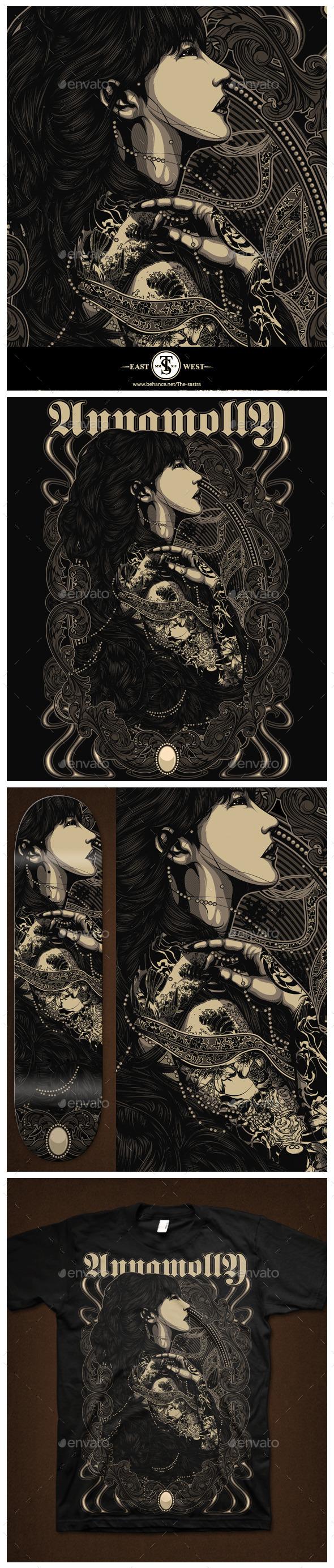 Rindu - Grunge Designs