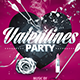 Valentines Party Flyer Collection - GraphicRiver Item for Sale
