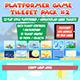 Platformer Game Tileset Pack #2 - GraphicRiver Item for Sale