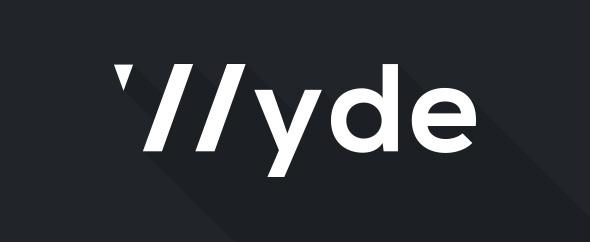 Wyde banner