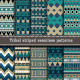 Tribal Striped Seamless Patterns - GraphicRiver Item for Sale