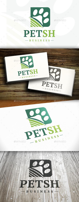 Pet Shop Logo - Nature Logo Templates