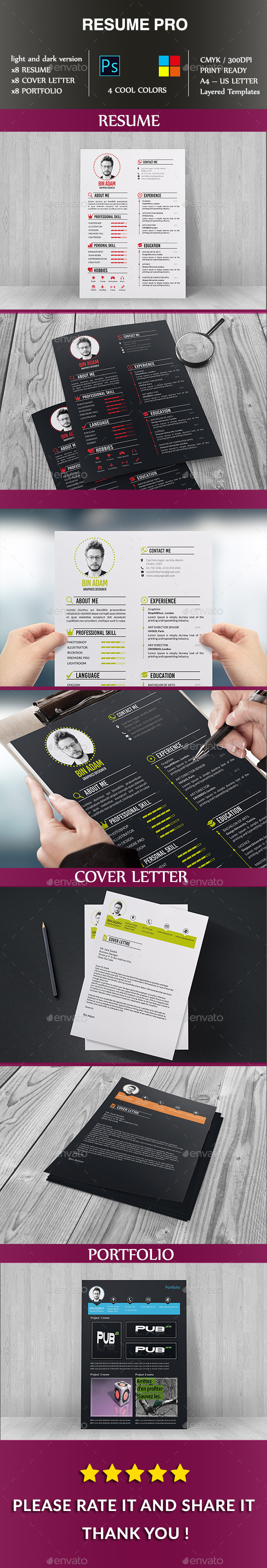 Resume Pro - Resumes Stationery