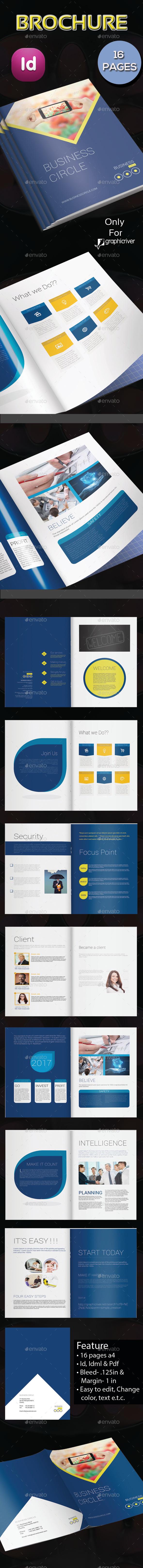 Business Brochure 04 - Corporate Brochures