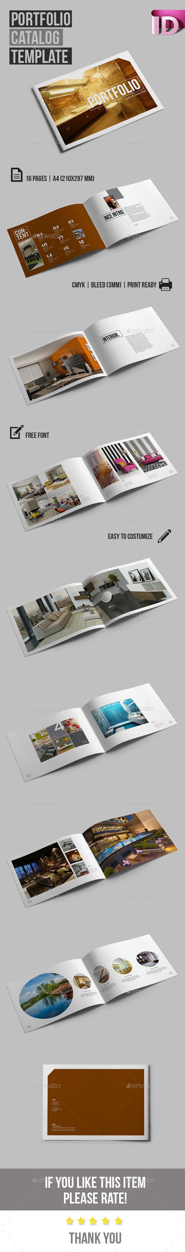 Multipurpose Catalog Portfolio V.01 - Catalogs Brochures