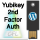 Securus - Yubikey 2 Factor Authentication for WP