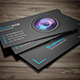 Photographer Business Card 1 - GraphicRiver Item for Sale