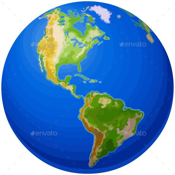 Our Planet - Miscellaneous Conceptual