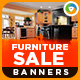 Furniture Sale - GraphicRiver Item for Sale