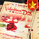 Valentines Menu Special Dinner Promotion - GraphicRiver Item for Sale