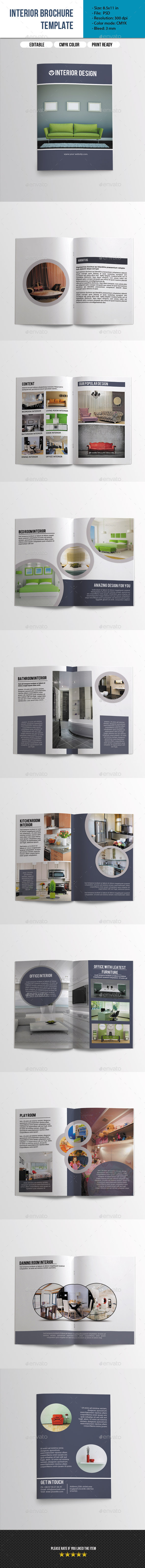 Interior Design Catalog Brochure-V189 - Catalogs Brochures