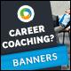 Career Coaching Banners