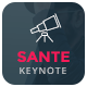 Sante - Elegant Keynote Template  - GraphicRiver Item for Sale