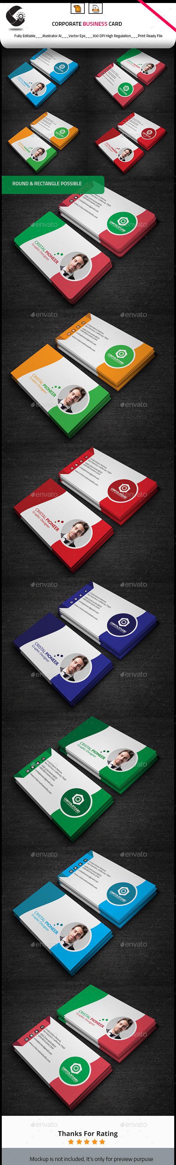 Personal Creative Business Card - Creative Business Cards