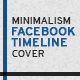 Minimalism Facebook Timeline Cover - GraphicRiver Item for Sale