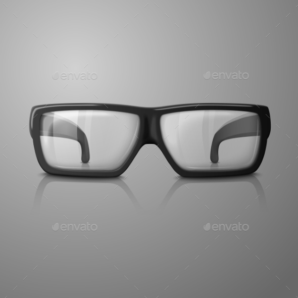 Glasses - Man-made Objects Objects