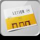 Horizontal US Letter Brochure Mock-up - GraphicRiver Item for Sale