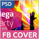 Party / Facebook Covers - v005 - GraphicRiver Item for Sale